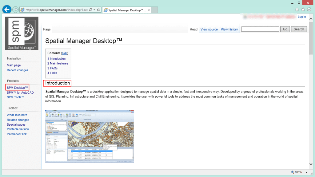 Wiki2_Spatial_Manager