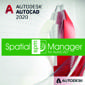Spatial Manager for AutoCAD 2020 compatible